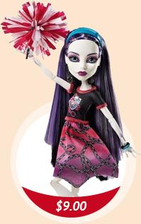 Купить самые дешевые куклы монстер хай купить